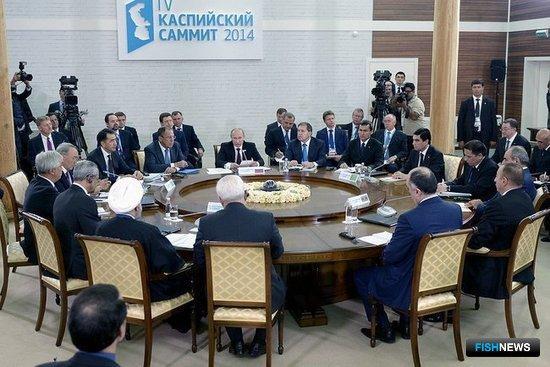 Встреча глав государств - участников саммита в узком составе. Фото пресс-службы Кремля