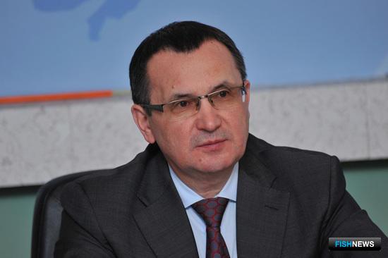 Министр сельского хозяйства России Николай ФЕДОРОВ
