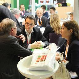 Деловая атмосфера мероприятия способствует эффективному проведению переговоров о поставках