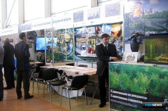Выставка «Рыболовство и Охота. УРАЛ: Спорт. Активный отдых»