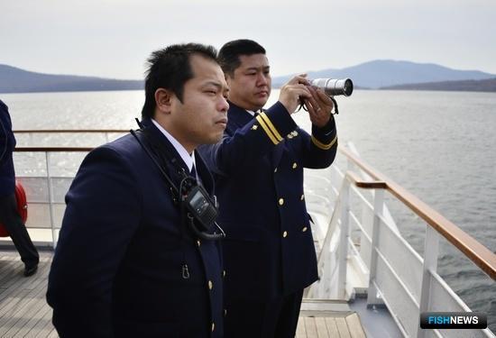 В роли наблюдателей выступили представители Республики Корея. Фото Юрия Смитюка