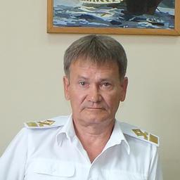 Заместитель начальника Дальневосточного экспедиционного отряда аварийно-спасательных работ Анатолий ЦЫГАНКОВ