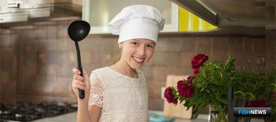 Кухня против школы. Сливочная паста с семгой