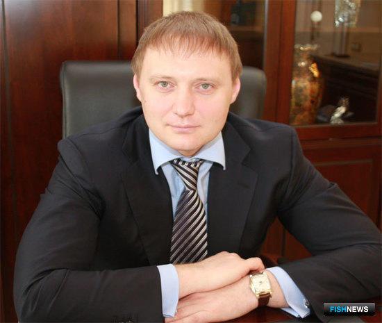 Председатель Совета директоров ОАО «Преображенская база тралового флота» Сергей САКСИН