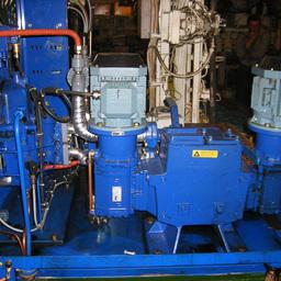 Оборудование топливоподготовки «Альфа Лаваль» на судах типа БАТМ