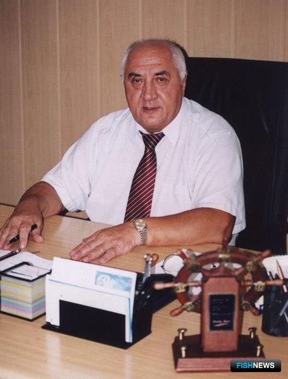 Николай НЕСКОРОМНЮК