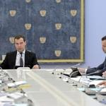 Заседание Правительственной комиссии по контролю за осуществлением иностранных инвестиций. Фото пресс-службы Правительства РФ.