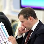 Совещание о перспективах развития рыбохозяйственного комплекса Российской Федерации, сентябрь 2012. Фото пресс-службы Правительства РФ.