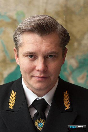Константин БАНДУРИН, Начальник управления науки и образования Росрыболовства