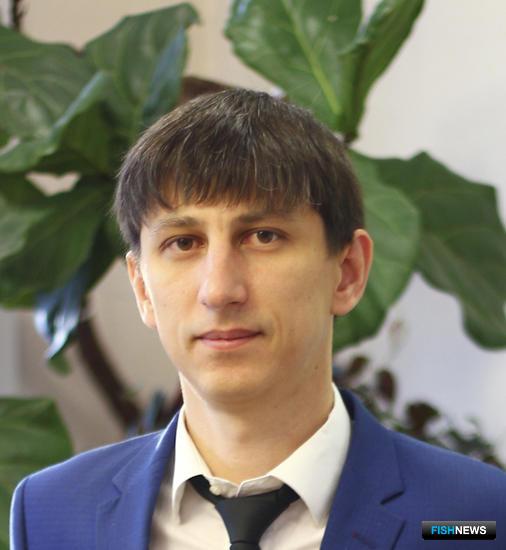 И.о. директора Хабаровского филиала ТИНРО-Центра Денис КОЦЮК