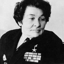 100 лет со дня рождения первой женщины-капитана