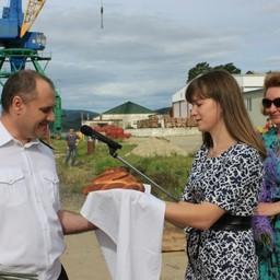 «Капитан Колесников» успешно завершил десятимесячный рейс. Фото пресс-центра ПБТФ