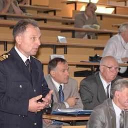 Всероссийское совещание руководителей образовательных учреждений рыбохозяйственной отрасли. Владивосток, сентябрь 2006 г.