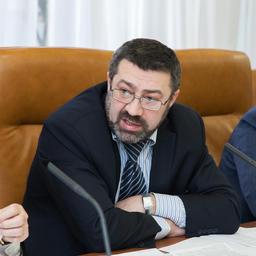 Начальник управления организационно-правового, кадрового обеспечения и контроля Ассоциации «ГКО Росрыбхоз» Григорий ШАЛЯПИН
