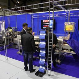 На выставке будут представлены новейшие технологии Nikko в области глубокой рыбопереработки