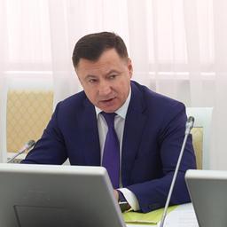 Заместитель руководителя Росрыболовства Петр САВЧУК. Фото пресс-службы ФАР