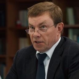 Начальник ЦУРЭН Александр ХАТУНЦОВ