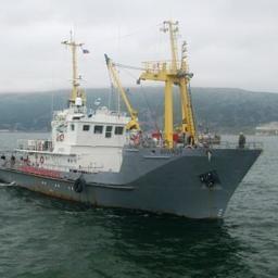 «Афарей» вернулся в ряды рыбоохраны