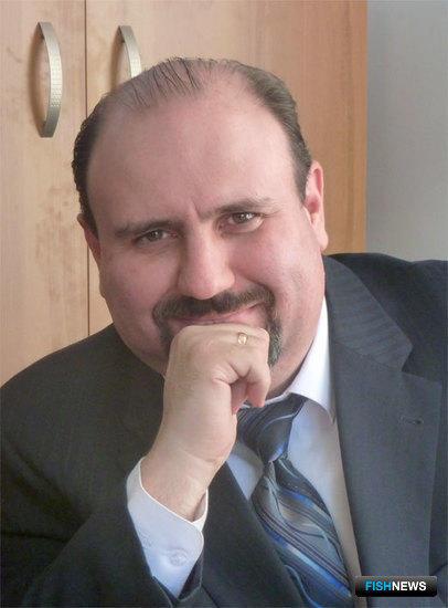 Генеральный директор по России компании «Вильхельмсен Шипс Сервис» Дмитрий ЗЕЛЕНЕВСКИЙ