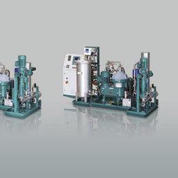 Системы очистки льяльных вод, тип Bilge Master, производительностью 200-700 л/час