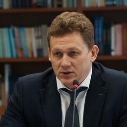 Начальник управления контроля, надзора и рыбоохраны Росрыболовства Андрей ЗДЕТОВЕТСКИЙ