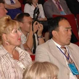 II Международный съезд рыбаков. Владивосток, сентябрь, 2007 г.