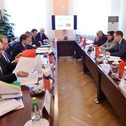 В Москве начала работу сессия российско-марокканской смешанной комиссии по рыболовству. Фото пресс-службы Росрыболовства
