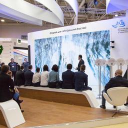 Роль рыбной отрасли в экономике Дальневосточного федерального округа отразилась и на деловой программе выставки «Дни Дальнего Востока в Москве»