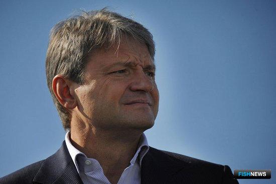 Министр сельского хозяйства РФ Александр ТКАЧЕВ. Фото РИА «Новости»