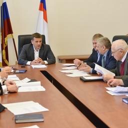 Реализацию проектов по развитию аквакультуры обсудили на совещании в Росрыболовстве. Фото пресс-службы федерального агентства