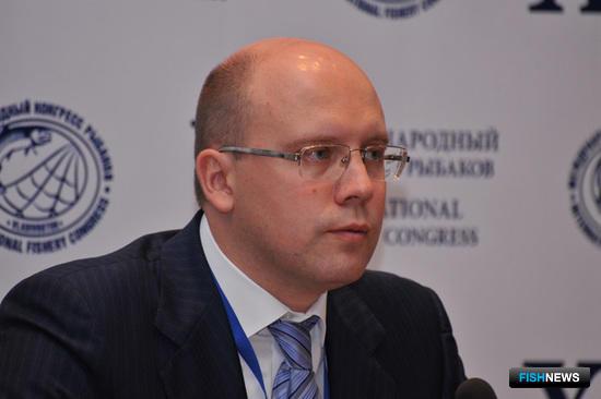 Заместитель министра по развитию Дальнего Востока Сергей КАЧАЕВ
