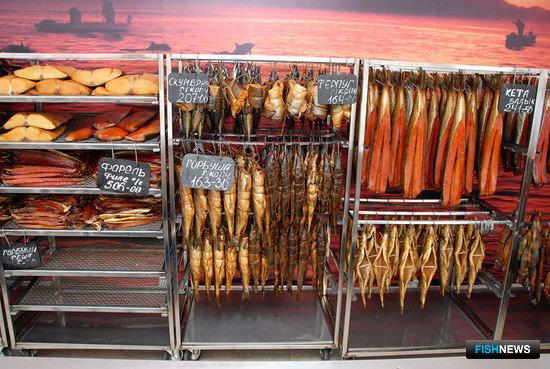 «Рыбный день» готов к встрече с рыбаками