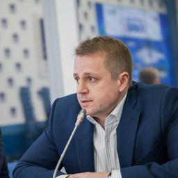 Руководитель финансового управления группы компаний «Доброфлот» Александр ШУЛДЫК
