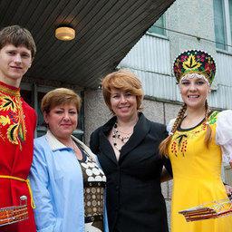 13-я Международная специализированная выставка «Рыбная индустрия». Южно-Сахалинск, октябрь 2009 г.