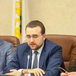 Директор департамента обеспечения реализации инвестиционных проектов Минвостокразвития Александр Крутиков