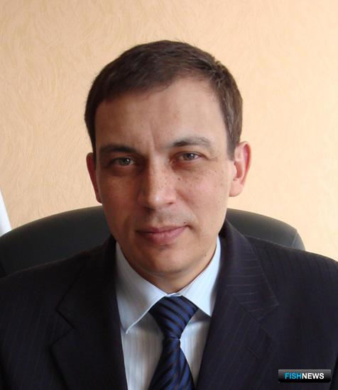 Заместитель председателя правительства – министр рыбного хозяйства Камчатского края Владимир ГАЛИЦЫН