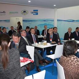 Росрыболовство организовало деловой завтрак на площадке Международной выставки морепродуктов и рыболовства (China Fisheries and Seafood Expo) в Циндао