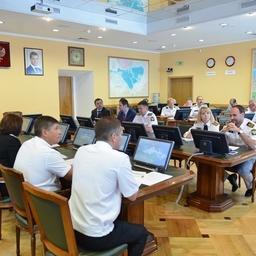 Внедрение новой формы отчетности в области ветеринарии обсудили на оперативном совещании в Росрыболовстве. Фото пресс-службы ФАР