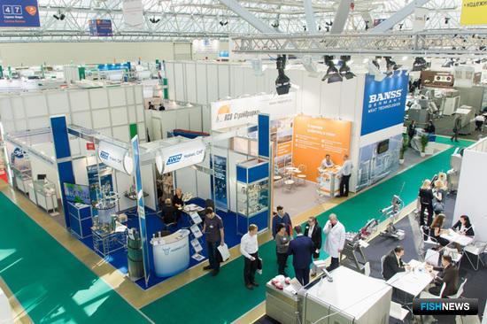 В Москве открылась 20-я международная выставка «Оборудование, машины и ингредиенты для пищевой и перерабатывающей промышленности» («Агропродмаш-2015»)
