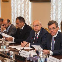 Внеочередное заседание Комиссии РСПП по рыбному хозяйству и аквакультуре