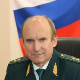 Начальник Дальневосточного таможенного управления, генерал-лейтенант таможенной службы Юрий ЛАДЫГИН