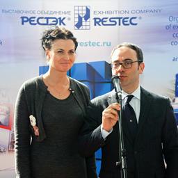 Международные выставки «Интерфуд» и «Продтех». Санкт-Петербург, апрель 2013 г.