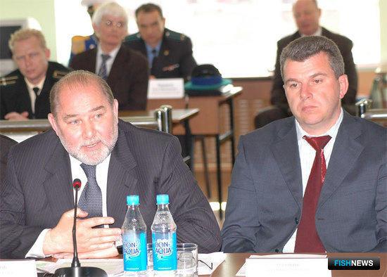 Лев БОЧАРОВ и Евгений ДУБОВИК