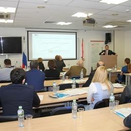 Конференция «Научное обеспечение развития товарной аквакультуры до 2030 г. в РФ». Фото пресс-службы ВНИРО