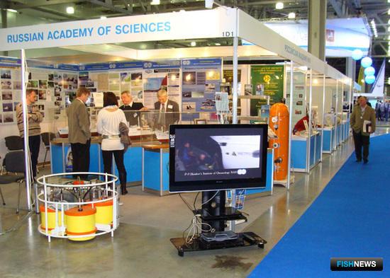 1-я Международная комплексная выставка «Мировой океан 2011»