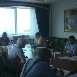 Заседание Общественного экспертного совета по рыбному хозяйству в Приморском крае