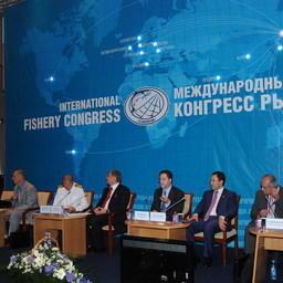 Международный конгресс рыбаков-2010