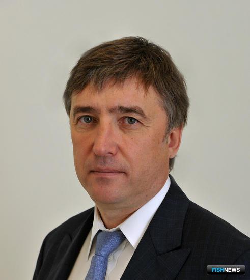 Президент Ассоциации рыбохозяйственных предприятий Амурского бассейна Александр ПОЗДНЯКОВ