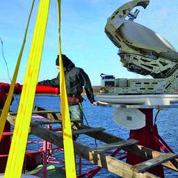 Спасательные суда Северного ЭО АСР оснащены современным оборудованием
