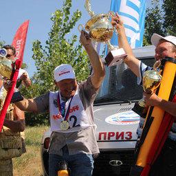 Победителем и обладателем главного приза – автомобиля «Нива» – стала команда с базы «Селитрон», чей улов потянул на 4,8 кг.